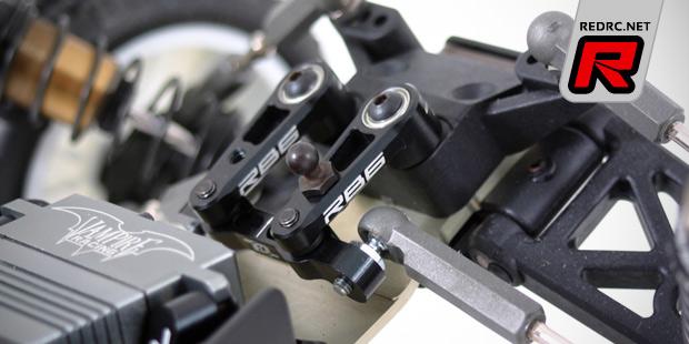 RDRP RB6 aluminium steering rack set