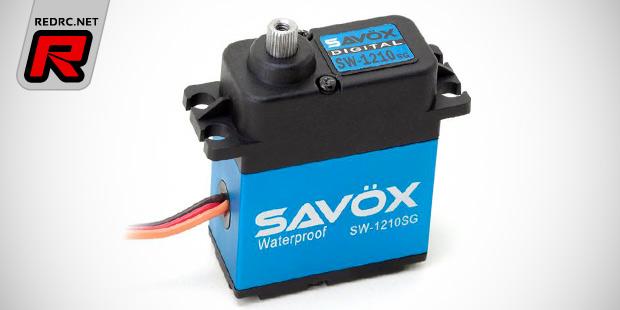 Savöx SW-1210SG waterproof servo