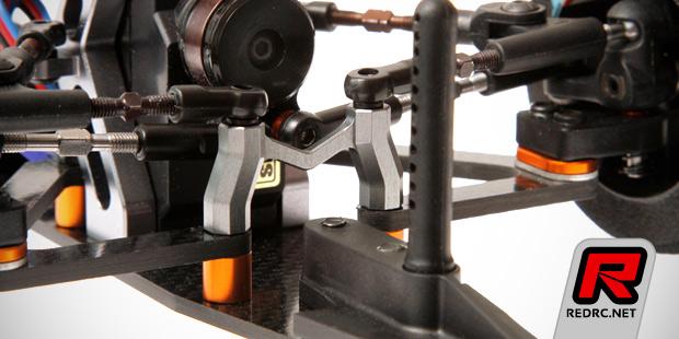 Serpent F110 aluminium & carbon options