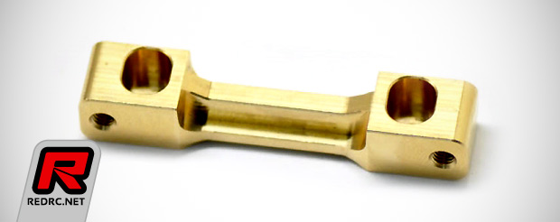 Serpent SRX2 alloy & brass options