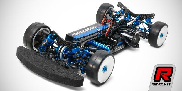 Tamiya TRF418 touring car kit