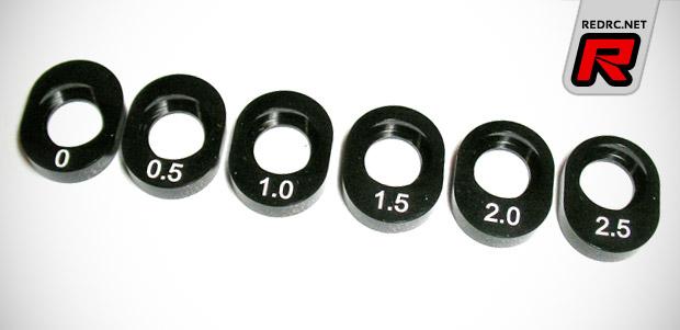 Tuning Haus F1 aluminium rear bearing inserts