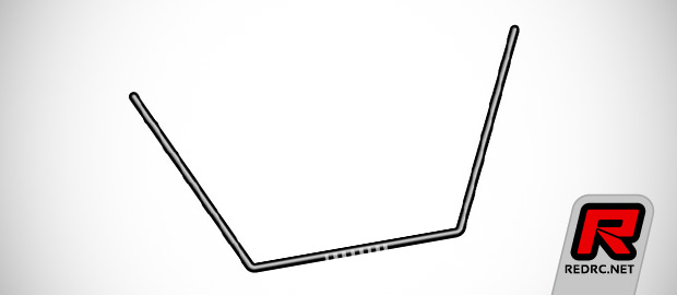 Xray NT1 front wire anti-roll bars