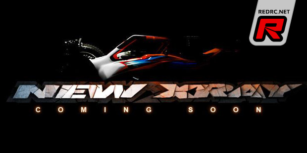 New Xray 1/8 nitro buggy coming soon