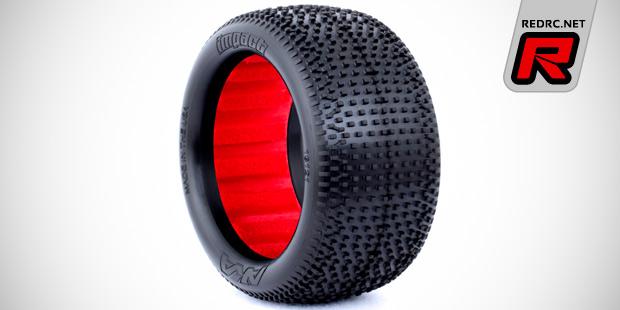 AKA Impact Evo 1/10 buggy tyres