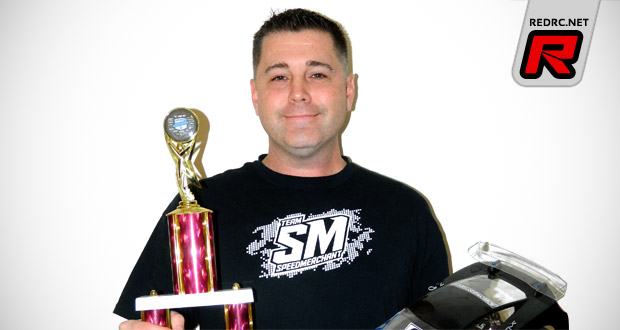 Steve Boice wins at Cleveland Indoor Champs