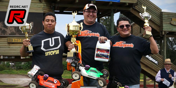 Combos & Gomez win at Ecuadorian off-road champs