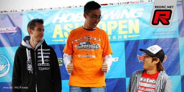 Fai Ho wins Modified at Hobbywing Asia Open