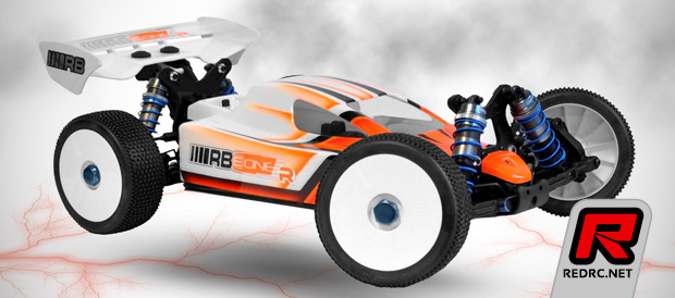 RB E One-R 1/8th electric buggy