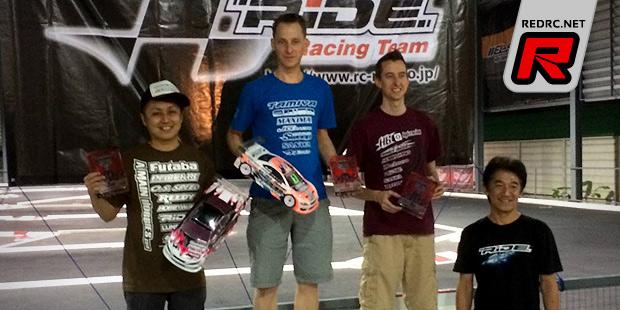 Jilles Groskamp wins TC Modified at Ride Cup