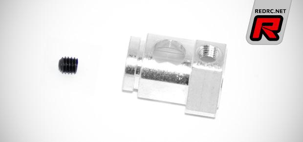 Serpent Viper 977 aluminium pulleys