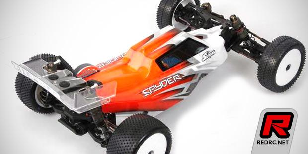 SSerpent SRX2 mid motor buggy – Teaser images