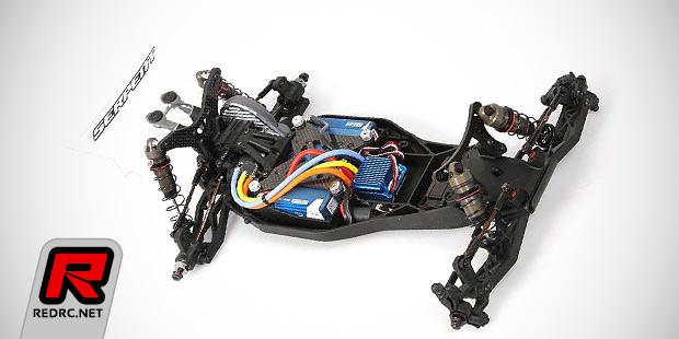 Serpent SRX2 mid motor buggy – Teaser images