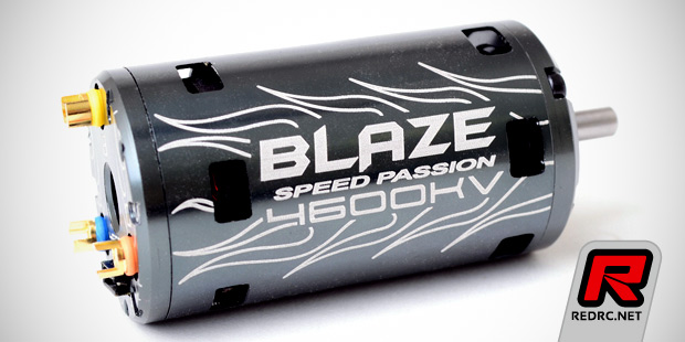Speed Passion Blaze short course motor