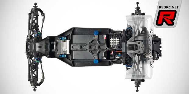 Team Associated B5 & B5M details revealed