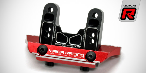 Yaiba Racing RB6 mid motor rear bulkhead Ver.2