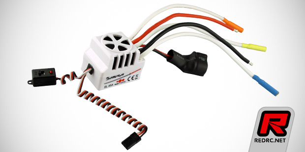 Yuki Model Samurai 45A brushless ESC