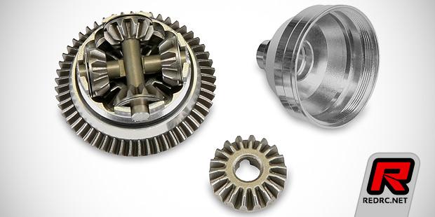 Awesomatix GD2 gear differential internals