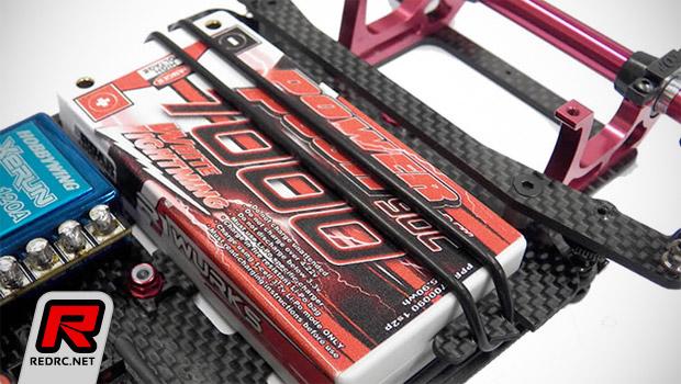 Diggity Designs Rebel 12 battery holder