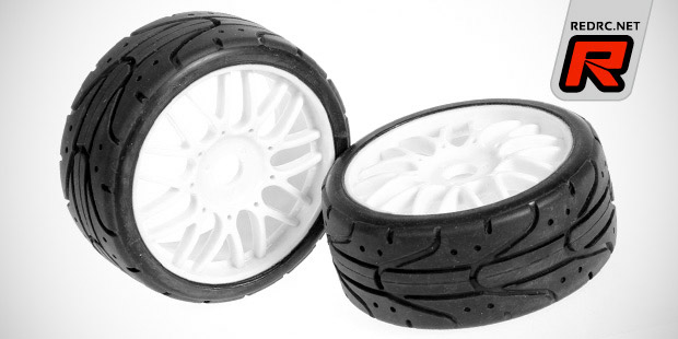 Dragon RC pre-mounted 1/8th GT tyres