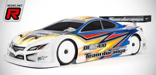 Durango DETC410 1/10th touring car