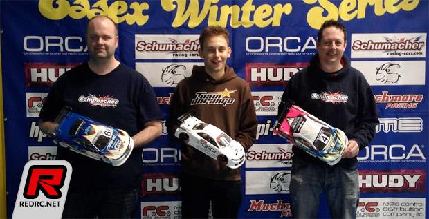 Elliott Harper wins Essex Winter Series Rd4