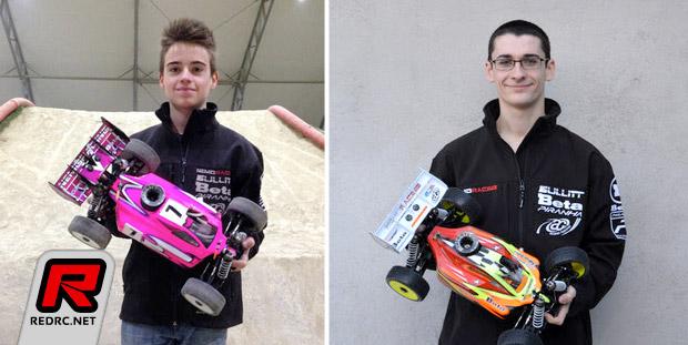 Koegler & Violeau join French Nemo Racing team