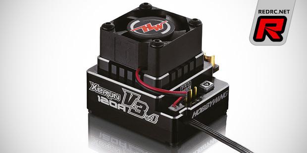 Hobbywing Xerun 120A WP V3.1 ESC