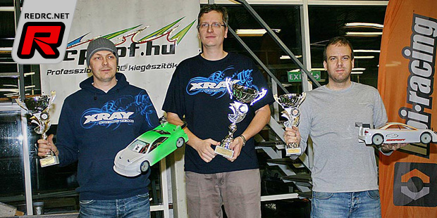 Hungarian National Championship R4 – Report