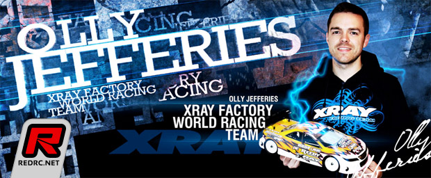 Olly Jefferies confirmed at Xray
