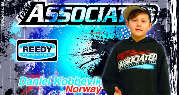 Daniel Kobbevik joins Associated & Reedy for 2014
