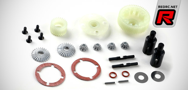 Kyosho Ultima 2WD gear differential set