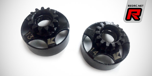 Kyosho vented off-road clutchbells