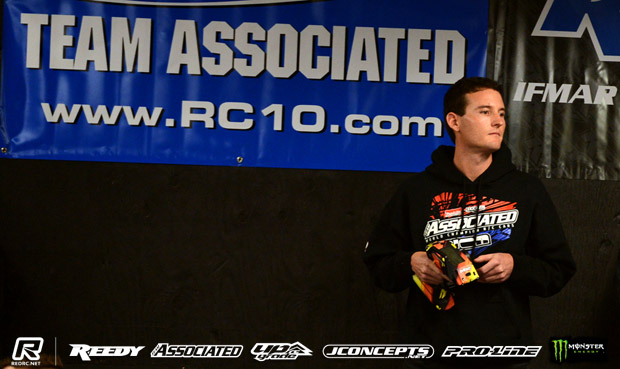 Associated's Ryans top practice at Reedy Race