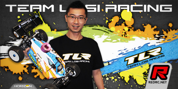 Lin Le Hua joins Team Losi Racing