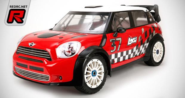 Losi 5ive WRC Mini