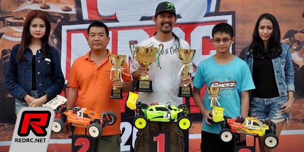 Patrix wins at 2014 MRCC Challenge
