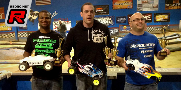 Davagian wins Mod Truck at Mid-Atlantic Champs