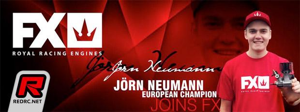 Jörn Neumann joins FX Engines