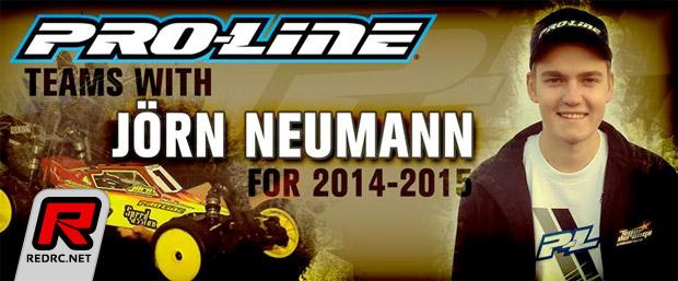 Joern Neumann joins Pro-Line
