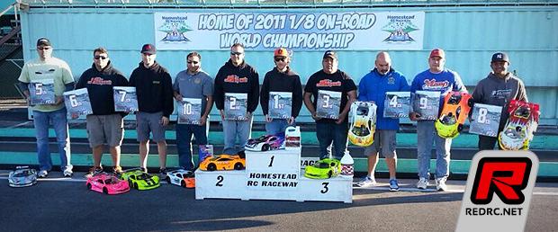 Scotty Gray wins Pan-American GT pro race