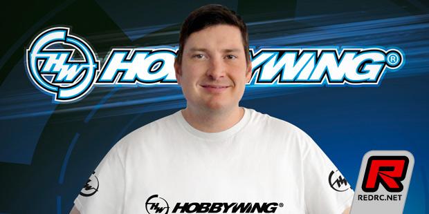 Paul Lemieux joins Team Hobbywing