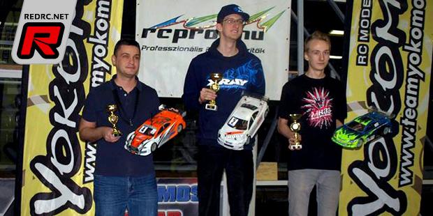 Birinyi & Kálnay win in Budapest