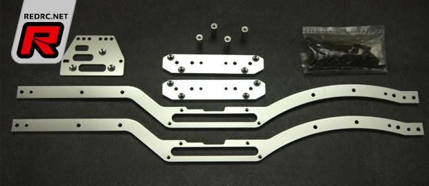 STRC SCX10 link conversion & universal chassis set