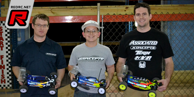 2014 Super Cup Championship Series Rd1 – Report