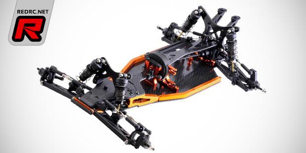 Team C TM2 V2 mid motor buggy