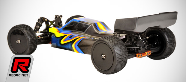 Team C TM4 1/10th 4WD buggy