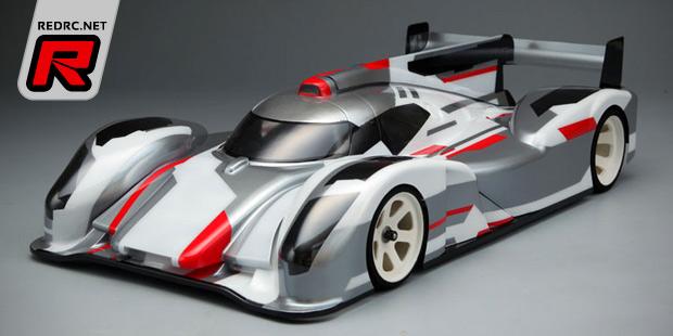 Team Muso LM-P Type 1 World GT bodyshell