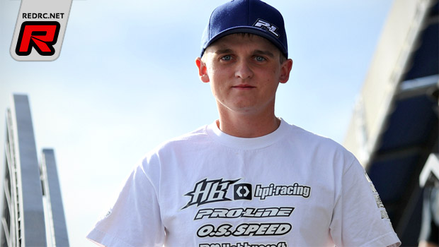 Ty Tessmann re-signs with HB/HPI for 2014