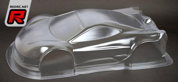 Titan Blitz GT bodyshell
